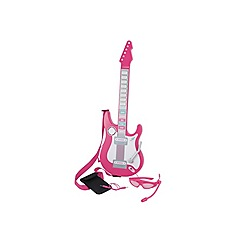 Early Learning Centre - Pink fun-key-guitar