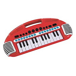 Early Learning Centre - Red carry along keyboard