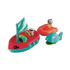 Early Learning Centre - Happyland bathtime boat