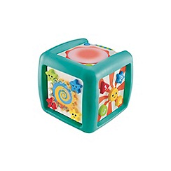 Early Learning Centre - Giant light & sound activity cube