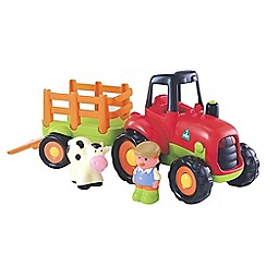 Early Learning Centre - Light and sound farm tractor