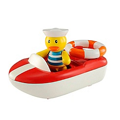 Early Learning Centre - Toybox boat with duck