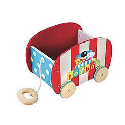 Early Learning Centre - Toybox wooden toybox