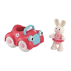 Early Learning Centre - Toybox rosie rabbit and her car