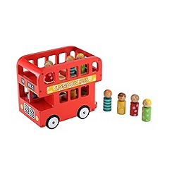 Early Learning Centre - Wooden London Bus