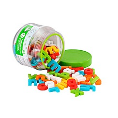 Early Learning Centre - Lower case magnetic letters