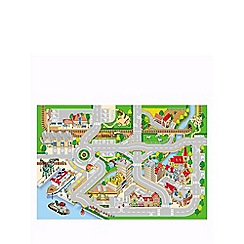Early Learning Centre - Big city deluxe roadway rug