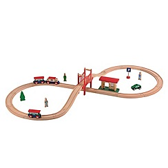 Early Learning Centre - Train playset set