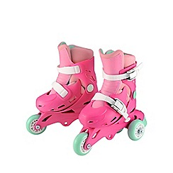 Early Learning Centre - 2 in 1 skates pink