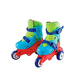 Early Learning Centre - 2 in 1 skates blue