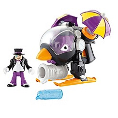 DC Comics - Imaginext  Dc Super Friends The Penguin Copter