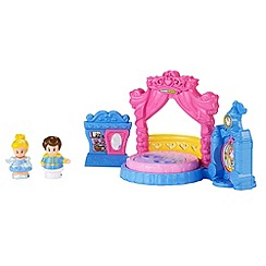 Disney Princess - Fisher Price Cinderella's Ball by Little People