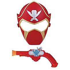 Power Rangers - Super Megaforce Mask and Weapon Set