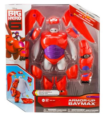 Big Hero 6 20cm Armour Up Baymax - . -