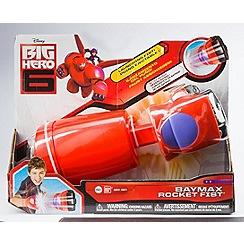 Big Hero 6 - Baymax rocket fist