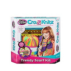 Cra-Z-Art - Cra Z Knitz scarf kit