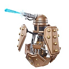 Doctor Who - Dalek patrol ship & pilot set