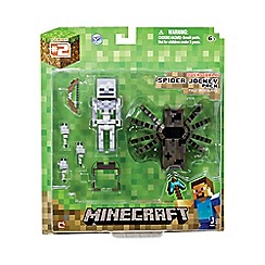 Minecraft - Spider and jockey set