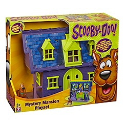 Scooby Doo - Mystery Mansion playset and Scooby Doo figure