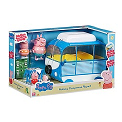 Peppa Pig - Holiday campervan