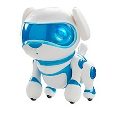 Teksta - Newborn robotic puppy