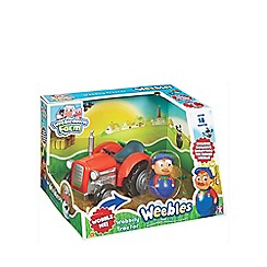 Weebles - Wobbly tractor and farmer