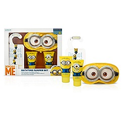 Despicable Me - Minions gift set with eye mask