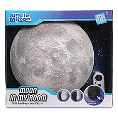 Uncle Milton - Uncle Milton Bedroom Moon In My Room