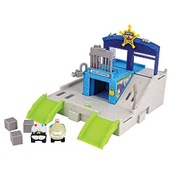 The Trash Pack - The Trash Pack Wheels Junk Jail Playset