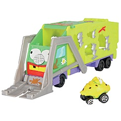 The Trash Pack - The Trash Pack Wheels Rubbish Truck