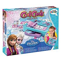 Disney Frozen - Frozen Cool Cardz Design Studio
