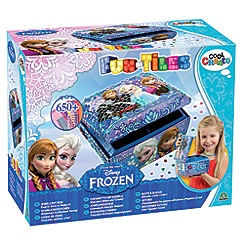 Disney Frozen - Cool Create Fun Tiles Jewellery Box