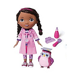 Doc McStuffins - Specialist Doctor Doll - Eye Doctor Dottie