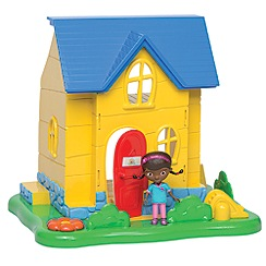 Doc McStuffins - Dottie's Clinic Playset