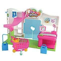 Shopkins - Small Mart Supermarket Playset