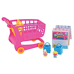Shopkins - Large Shoppin' Cart Storage