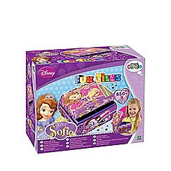 Flair Create - Cool Create Fun Tiles Sofia The First Jewellery Box