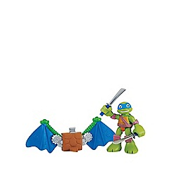 Teenage Mutant Ninja Turtles - Half-Shell Heroes 2-pack - Leo with Glider Wings