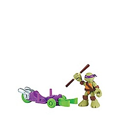 Teenage Mutant Ninja Turtles - Half-Shell Heroes 2-pack - Donatello with Luge