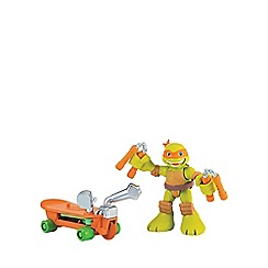 Teenage Mutant Ninja Turtles - Half-Shell Heroes 2-pack - Mikey with Skateboard