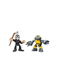 Teenage Mutant Ninja Turtles - Half-Shell Heroes 2-pack - Metalhead and Casey Jones