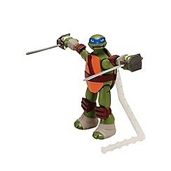 Teenage Mutant Ninja Turtles - Deluxe Ninja Action Figures - Leo