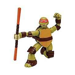Teenage Mutant Ninja Turtles - Deluxe Ninja Action Figures - Mike