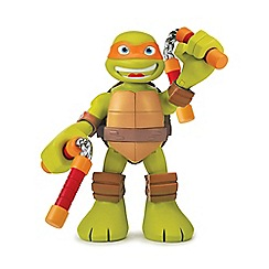 Teenage Mutant Ninja Turtles - Half-Shell Heroes Talking Figure - Mikey