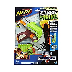 Nerf - Zombie Strike Sidestrike Blaster
