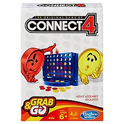 Hasbro - Connect 4 Grab & Go