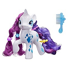 My Little Pony - Cutie Mark Magic Glamour Glow Rarity Figure