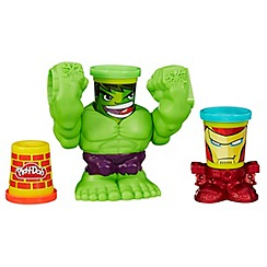 Play-Doh - Smashdown Hulk Featuring Marvel Can-Heads