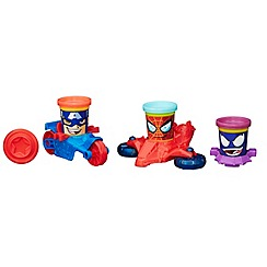 Play-Doh - Marvel Can-Heads Vehicles