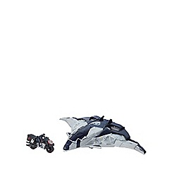 The Avengers - Marvel Age of Ultron Cycle Blast Quinjet Vehicle